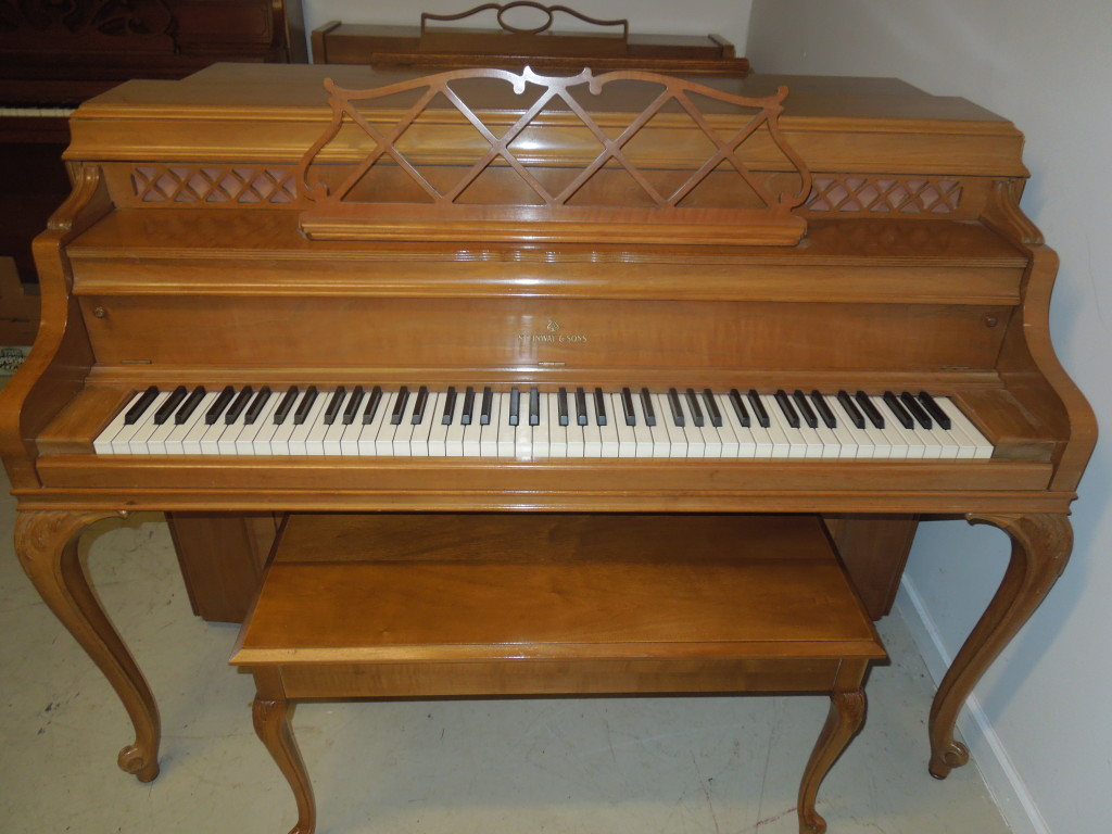 Steinway Console Piano  built in 60's  $4450