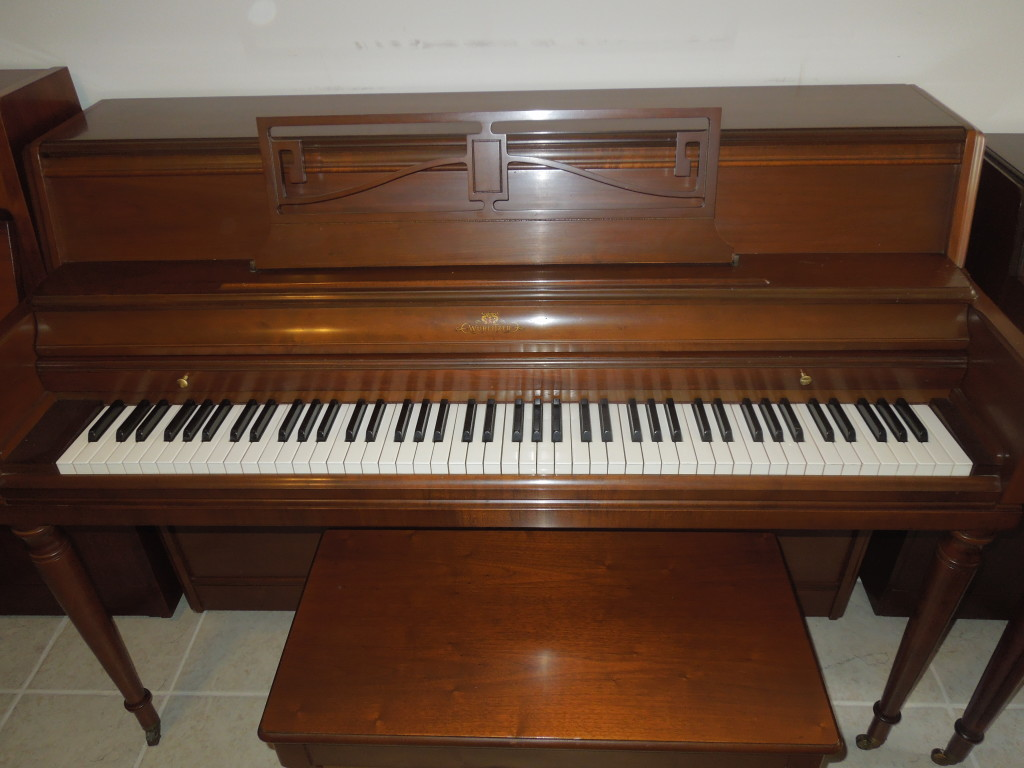 Wurlitzer Console Piano Why Buy New When You Can Buy Like