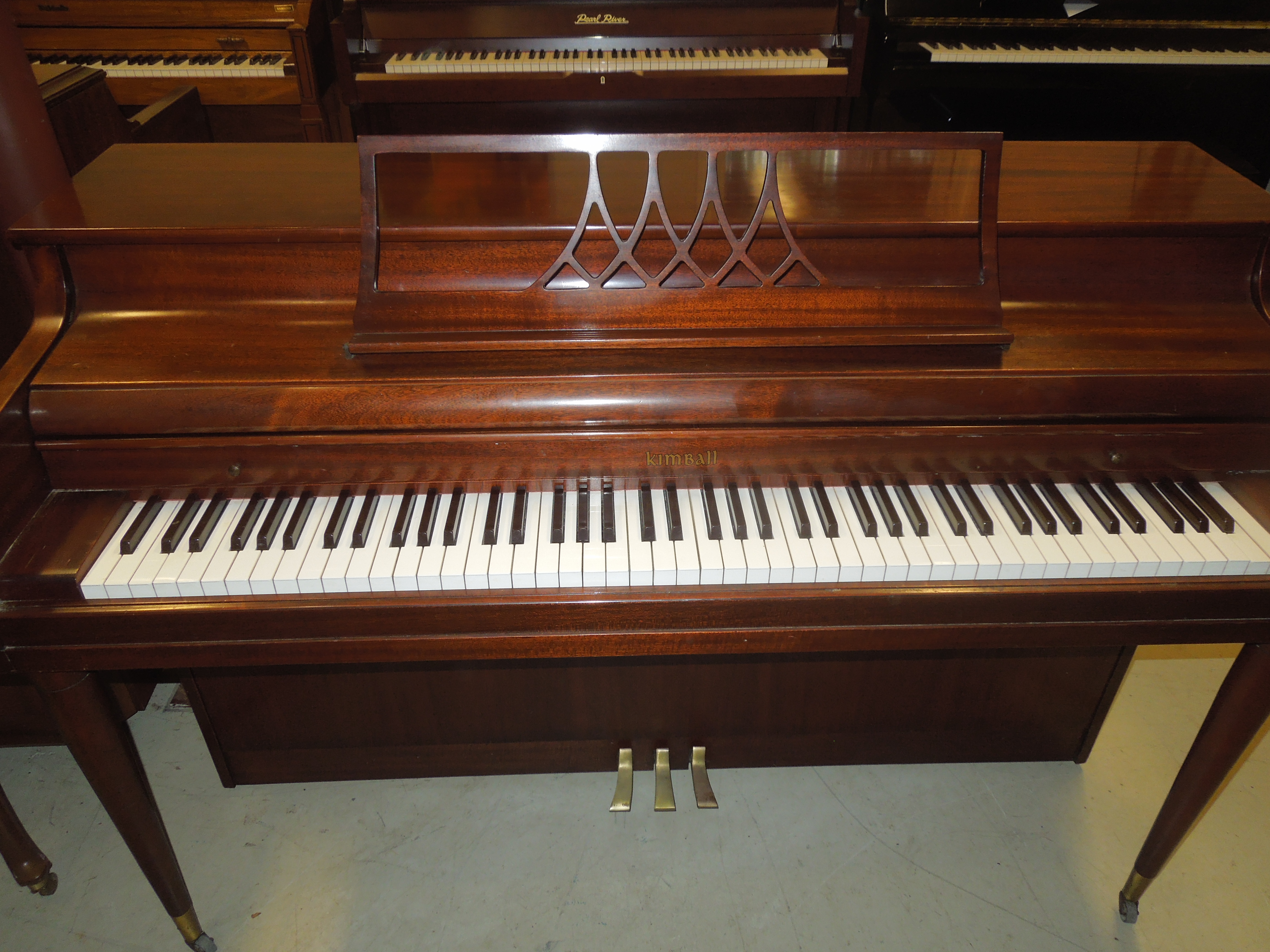 Beautiful Kimball Piano Only 695 Tuned And Delivered