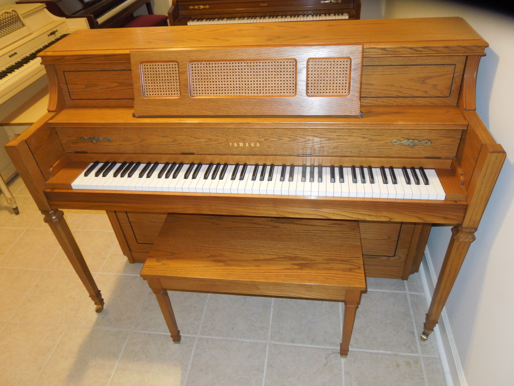 Gallery a piano place - Yamaha console piano models ...