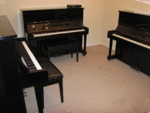 Beautiful Used Pianos